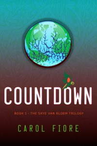 Award winning YA ecofiction book about biodiversity